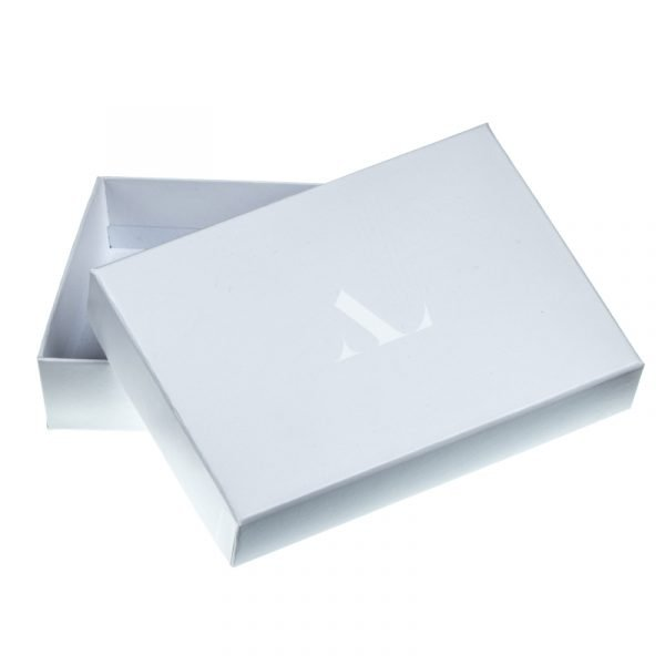 tiny box white asali box
