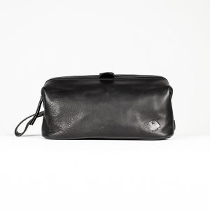RAF Chinook Italian Leather Wash Bag