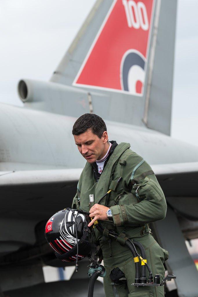 An Audience With The Typhoon Display Team